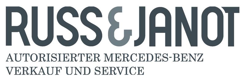 Logo: Russ & Janot
